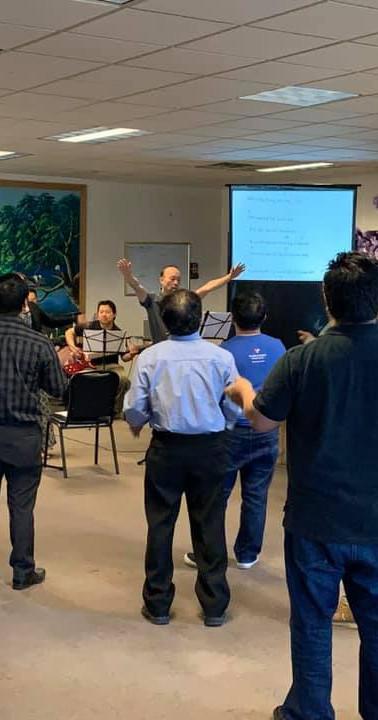 LICC Men Ministry Fellowship April 20, 2019