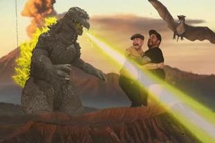 Toho Godzilla at San Diego Comic Con