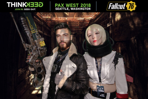 Seattle Green Screen Photo Booth