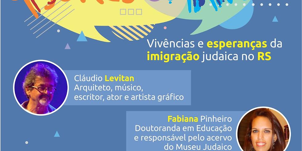 Tsures e Manses: Vivências e esperanças da imigração judaica  no RS