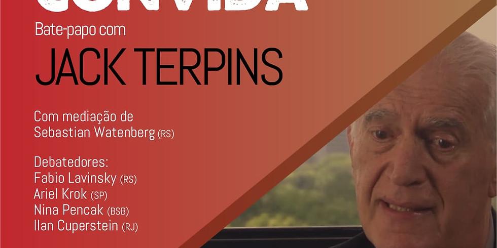 FIRS Convida - Bate papo com Jack Terpins