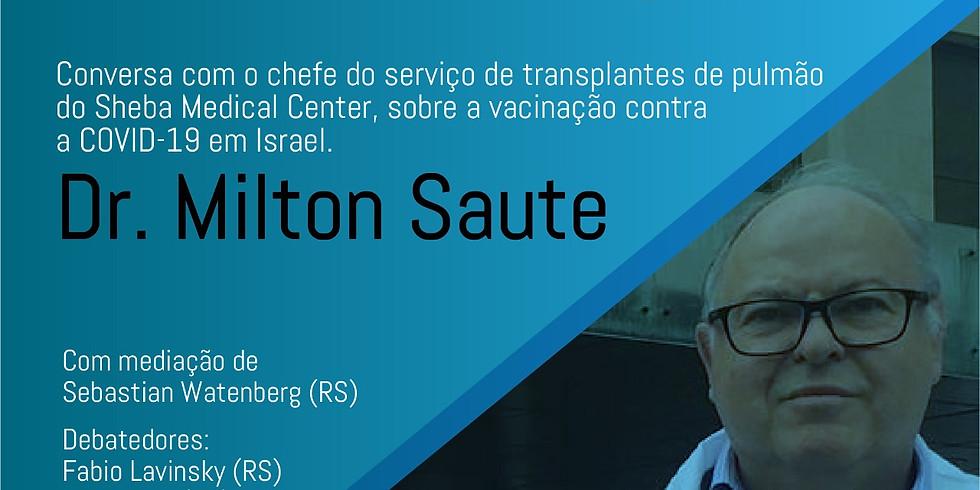 FIRS Convida -  Especial Verão, com Dr. Milton Saute