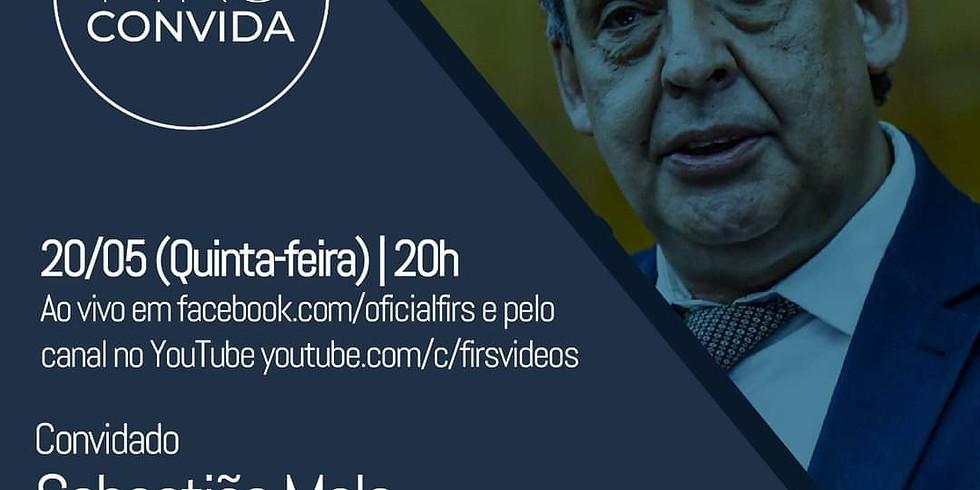 FIRS CONVIDA SEBASTIÃO MELO