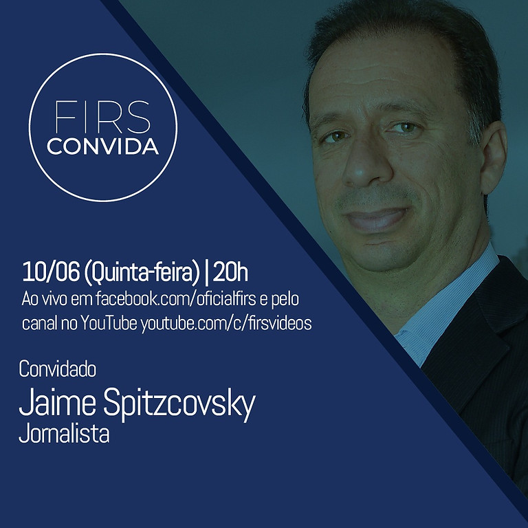 FIRS CONVIDA JAIME SPITZCOVSKY