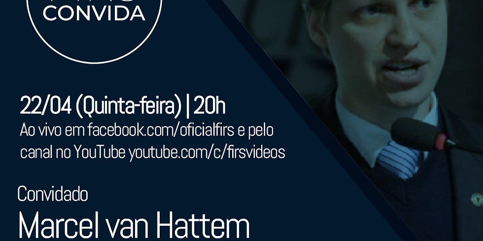 FIRS Convida - Marcel Van Hattem