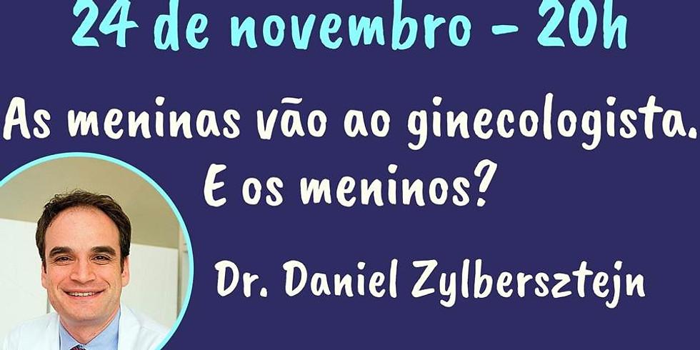 Live com Dr. Daniel Zylbersztejn