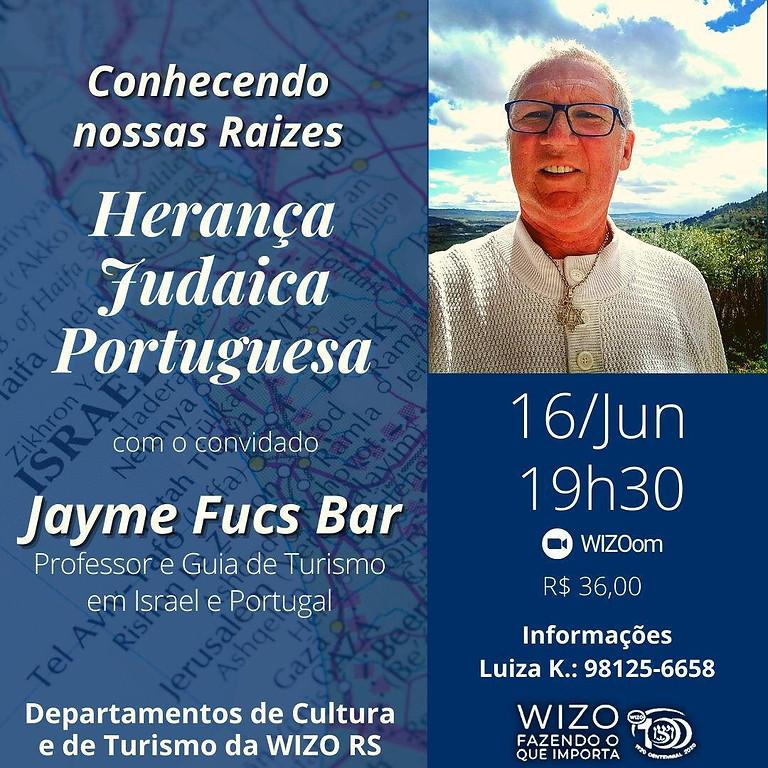Conhecendo nossas raízes: Herança Judaica Portuguesa