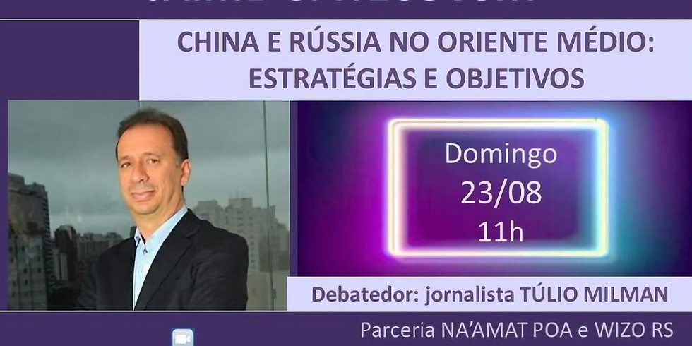"""Palestra Solidária com Jaime Spitzcowzky"""