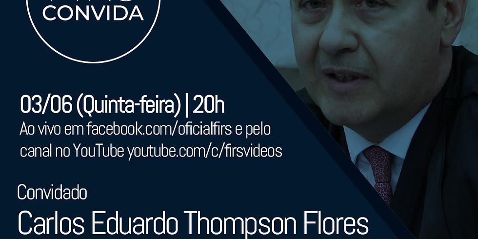 FIRS  CONVIDA CARLOS EDUARDO THOMPSON FLORES