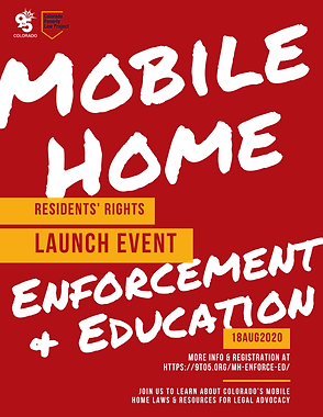 Mobile Home Launch Event