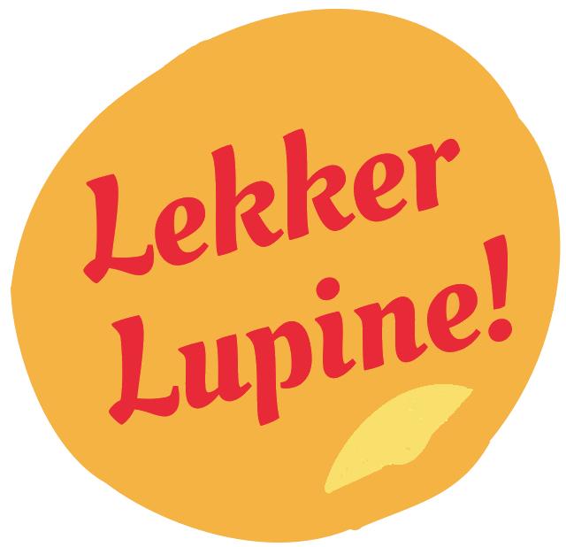 Lekker Lupine logo