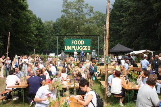Food Unplugged Ede