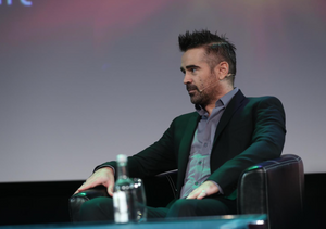 Colin Farrell, Award Winning Actor speaking at The Pendulum Summit, Dublin