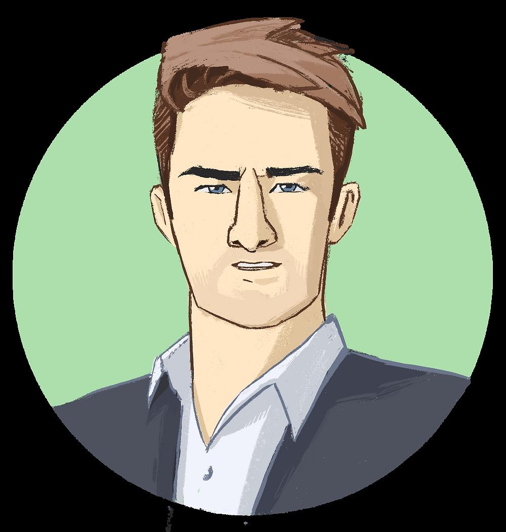 James Brogan, CEO of PepTalk - The Workplace Wellbeing Platform or Corporate Wellbeing Platform