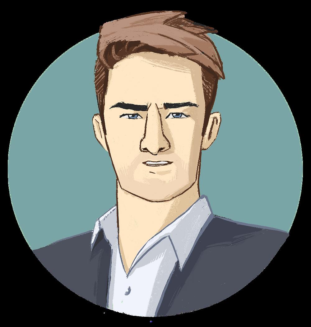 James Brogan, CEO of PepTalk