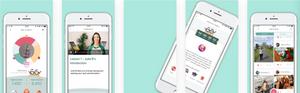 PepTalk Workplace Wellbeing Platform App Screenshots