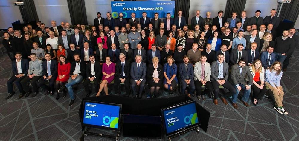 HPSU at Start up showcase 2019 with Enterprise Ireland