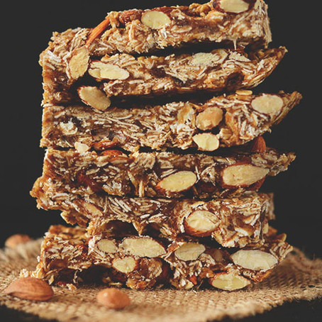 5 of the Best Healthy Protein Snacks