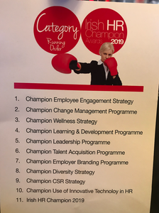 Irish HR Champions Awards