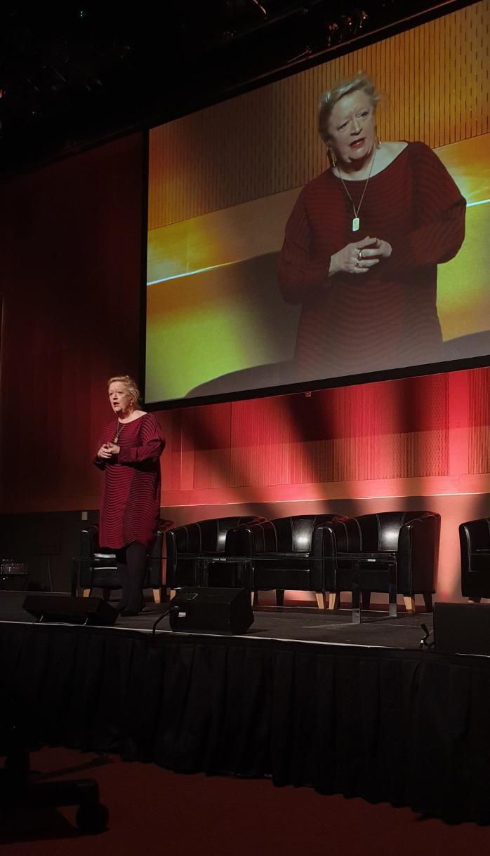 Margaret Heffernan @ Talent Summit, Dublin