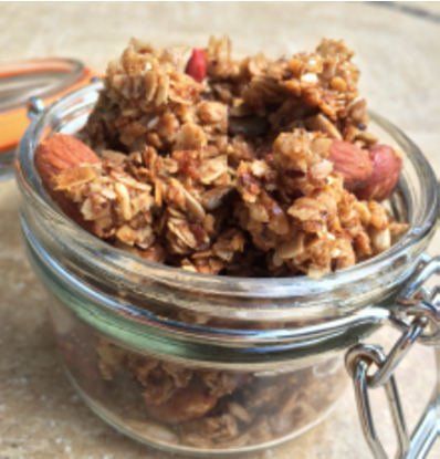 Recipe: Quick & Easy Homemade Granola