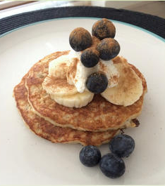 Recipe: Quick, Easy & Healthy Pancakes