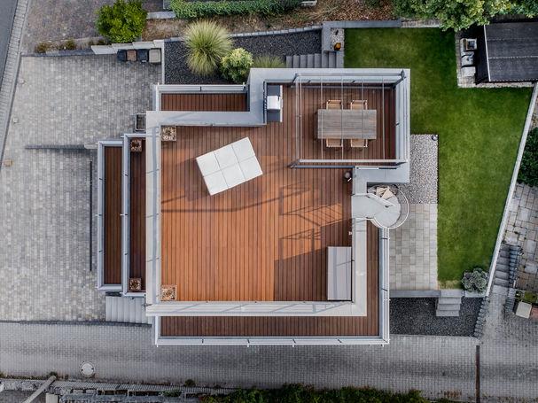 terrassenhaus  — r+k, frankfurt