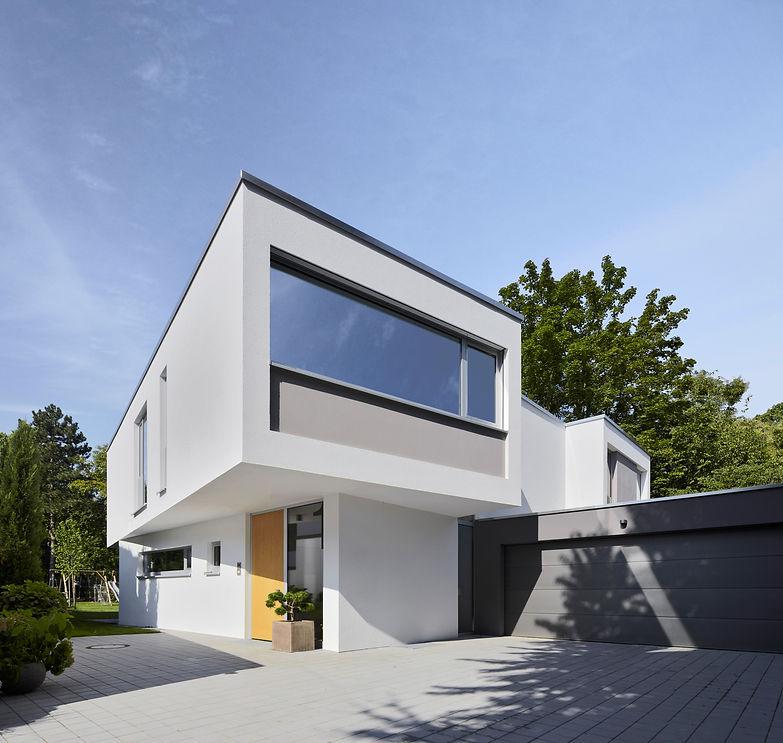 Architekturfotograf Frankfurt Einfamilienhaus in Mainz 001