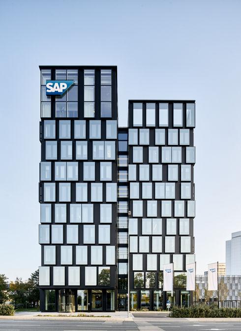 Architekturfotograf Frankfurt am Main SAP Headquarter