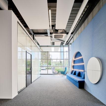 Interieurfotograf Frankfurt am Main, Digitalschmelze Schott AG