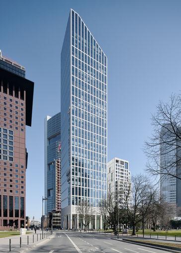 Architekturfotograf Frankfurt Wiedemuth Hochhaus TaunusTurm 004