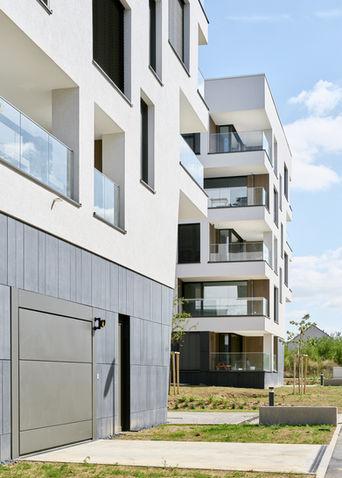 Architekturfotograf Frankfurt – Lennart Wiedemuth – Punkthäuser