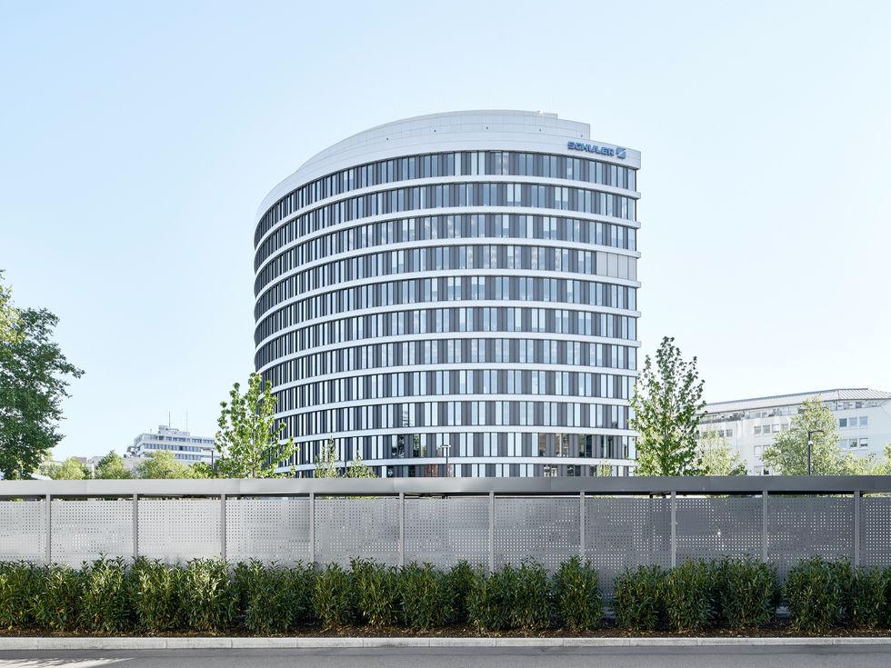 Architekturfotograf Frankfurt am Main Schuler AG