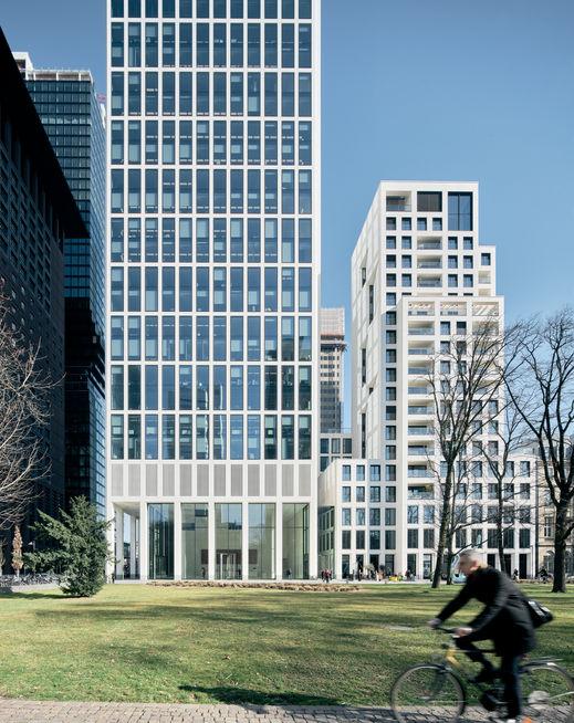 Architekturfotograf Frankfurt Wiedemuth Hochhaus TaunusTurm 011