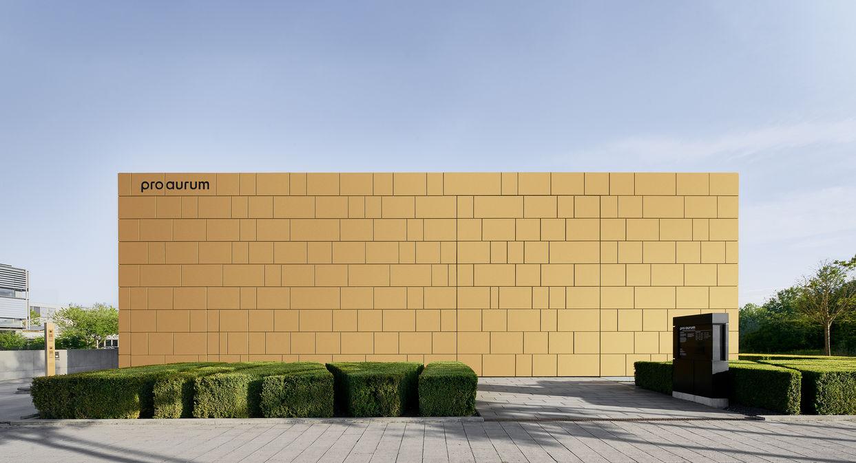 Architekturfotograf Frankfurt am Main Pro Aurum