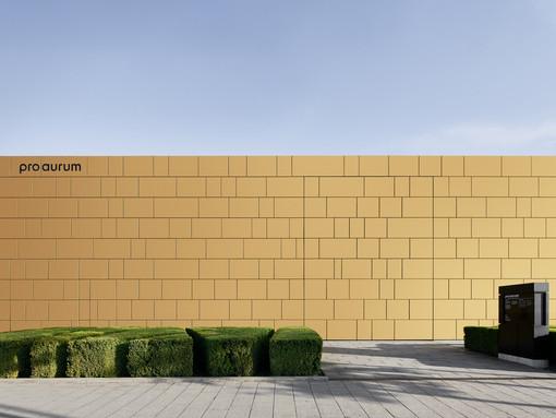 das goldhaus  —  pro aurum / architekturfotografie