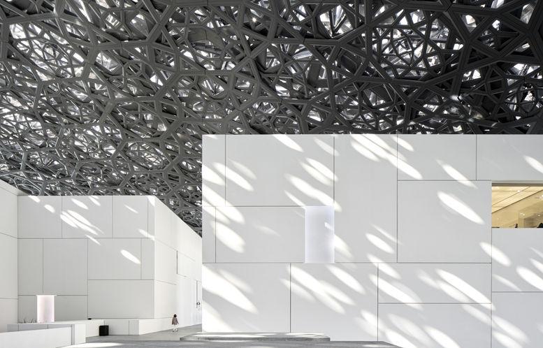 Architekturfotograf Frankfurt am Main Louvre Abu Dhabi