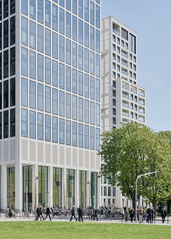Architekturfotograf Frankfurt Wiedemuth Hochhaus TaunusTurm 005