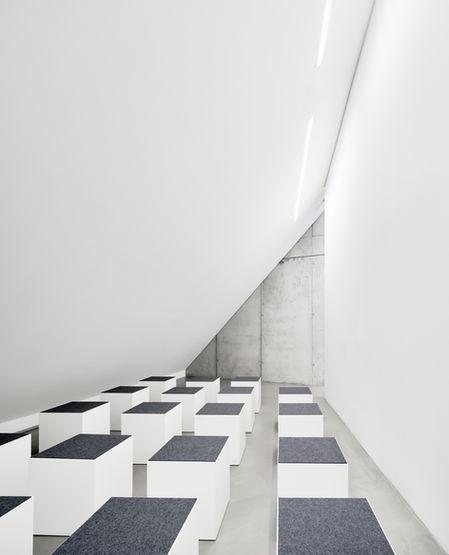 Architekturfotografie Museum Baumholder Kino