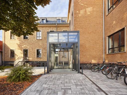 architekturfotografie / rathaus ginsheim-gustavsburg für jens kercher architektur