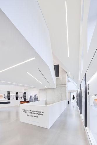 Interieurfotograf Frankfurt am Main Museum Baumholder