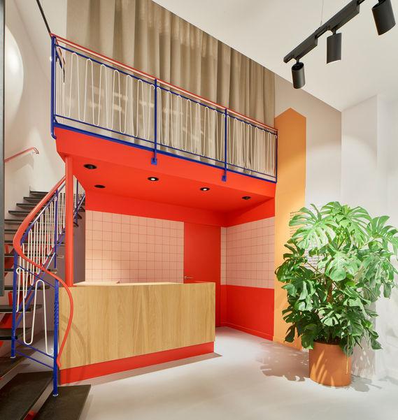 Architekturfotografie für Ace & Tate in Hamburg