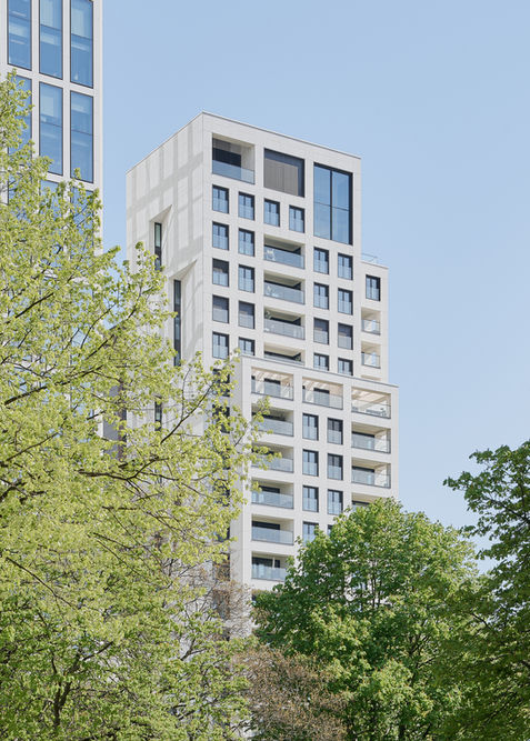 Architekturfotograf Frankfurt Wiedemuth Hochhaus TaunusTurm 010