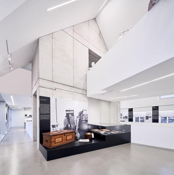 Architekturfotografie Museum Baumholder Ausstellungsraeume