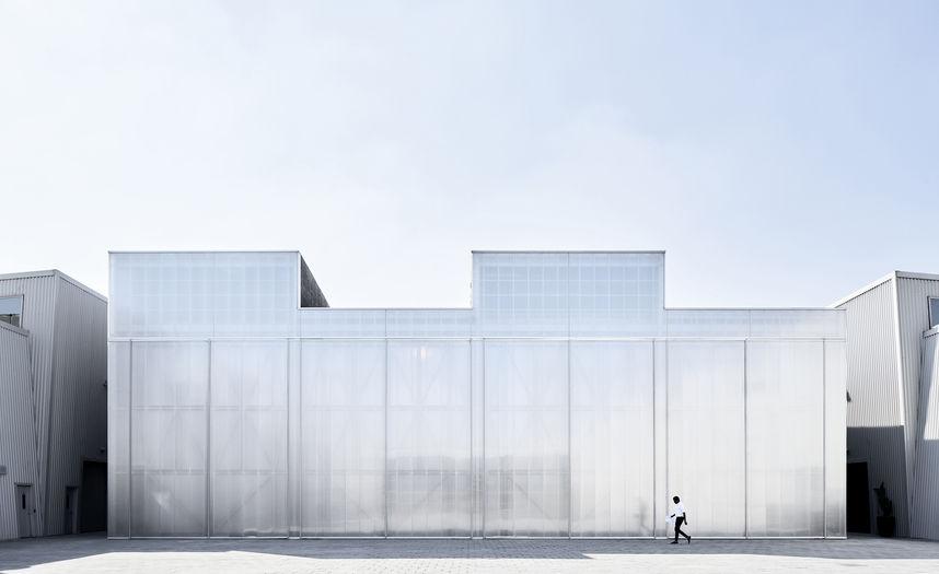 Architekturfotograf Frankfurt am Main Kunstraum
