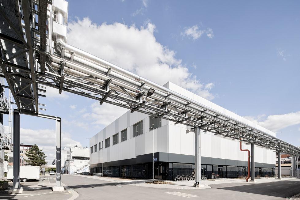 Architekturfotografie für Pharmaplan in Ingelheim.