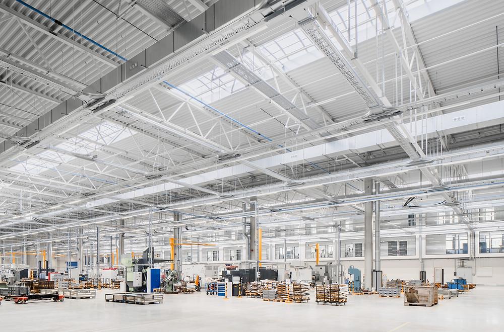 Architekturfotografie und Industriefotografie