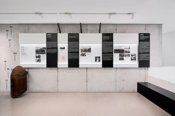 Architekturfotografie Museum Baumholder Schaukasten