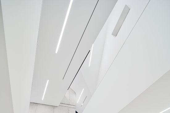Architekturfotografie Museum Baumholder Detail