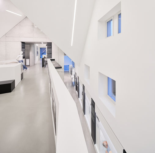 Architekturfotografie Museum Baumholder Luftraeume